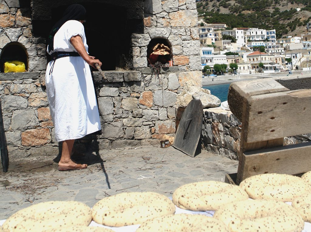 Karpathos-Traditional dishes