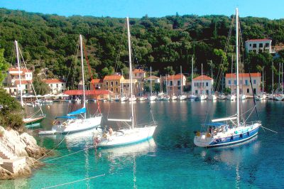 Paxoi, Odysseus Yachting Holidays