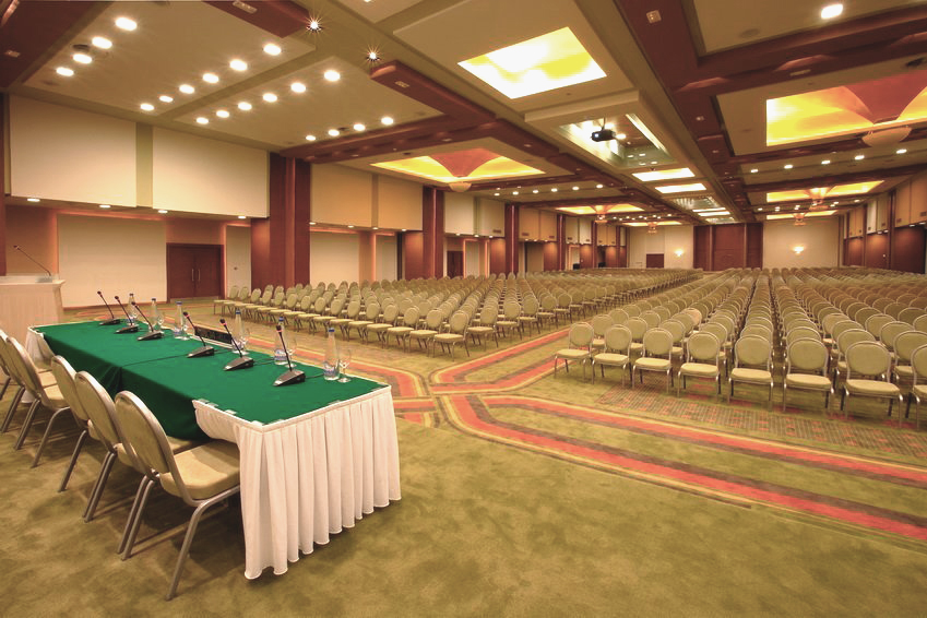 Minoa Palace - Imperial-Conference Hall