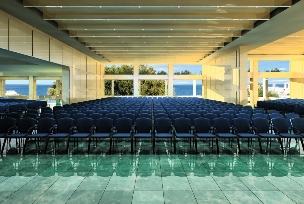 Porto Elounda Golf & Spa Resort -Conference Hall