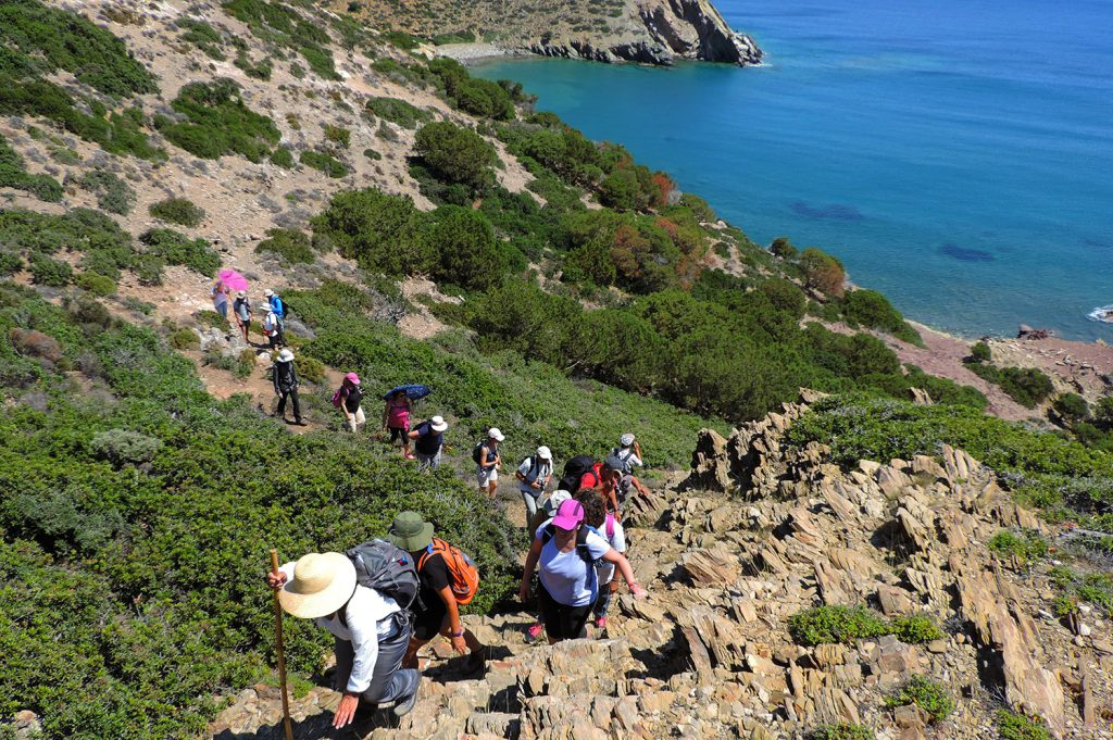 Sitia Geopark-Hiking