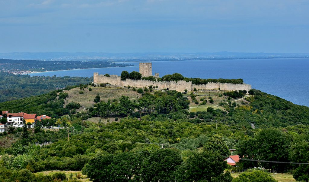 castle of platamon