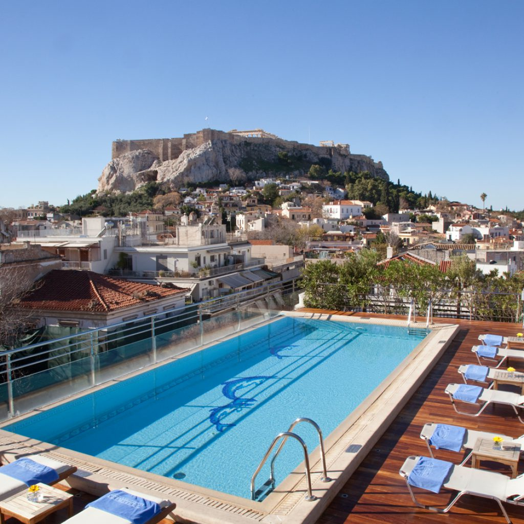 Electra Palace Athens - Outdoor Pool