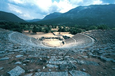 Ancient Theatre of Dodoni, Ioannina