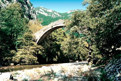 Bridge Pili, Trikala