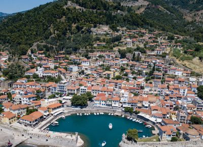 Nafpaktos, Aetoloakarnania, Central Greece