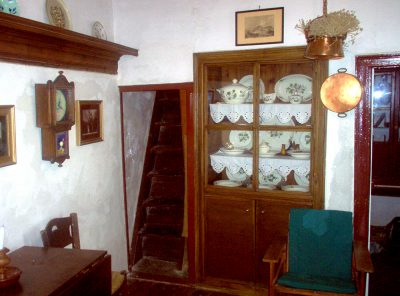 Skyros Traditional House