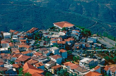 """Arachova, Viotia"" by K.Vergas, courtesy of GNTO, www.visitgreece.gr"