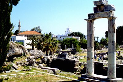 Ancient-Market, Kos, Dodecanese