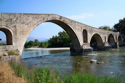 Arta-Epirus-Greece