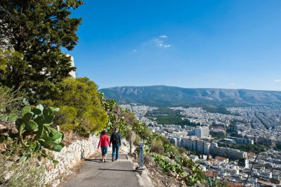 """Athens, Lucabetus Hill"" by Y.Skoulas, courtesy of GNTO, www.visitgreece.gr"