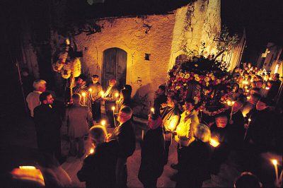 Cultural Events, Easter, Crete