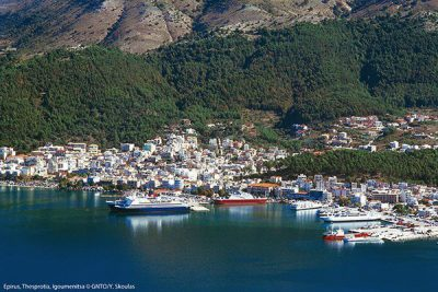 """Igoumenitsa, Thesprotia"" by Y.Skoulas, courtesy of GNTO, www.visitgreece.gr"