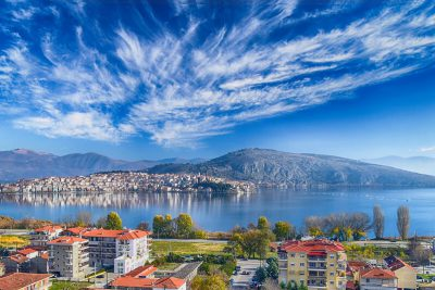 Kastoria town, Western Macedonia, Greece