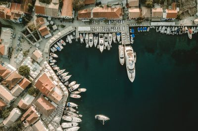 Kefalonia harbour, Ionian Islands