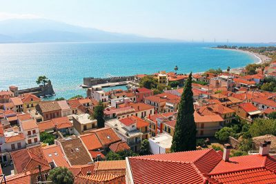 Nafpaktos, Aitoloakarnania, Central Greece (3)