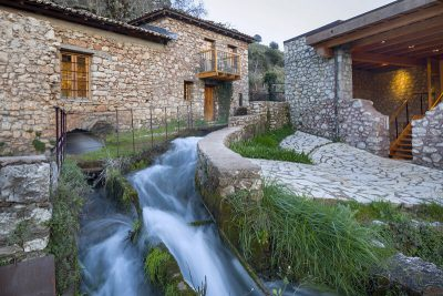 PIOP Open-Air-Water-Power-Museum, Arcadia, Peloponnese