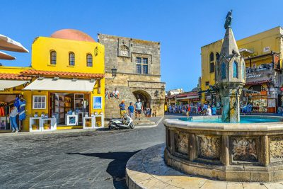 RHODES, DODECANESE ISLANDS (6)