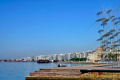 THESSALONIKI, CENTRAL MACEDONIA-