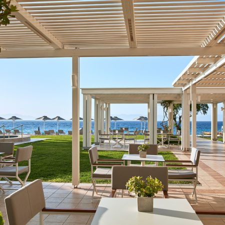 Electra Palace Rhodes-Bar by the sea