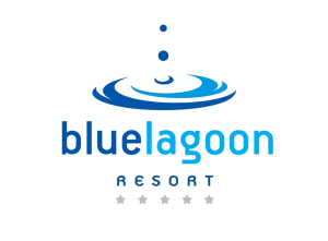 blue lagoon resort logo